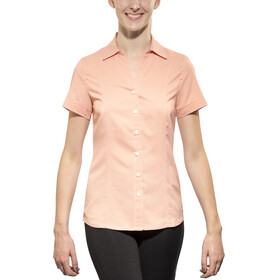 Jack Wolfskin Kepler Shirt Women koi orange checks